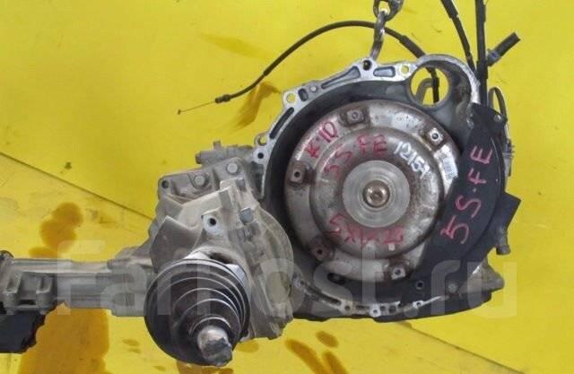 АКПП. Toyota Camry Gracia, SXV25, SXV25W Двигатель 5SFE