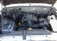 Двигатель в сборе. Isuzu Bighorn, UBS26DW, UBS26GW Isuzu Axiom Isuzu VehiCross, UGS25DW Двигатели: 6VD1, 6VE1