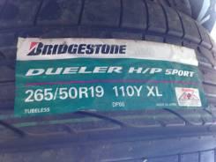 Bridgestone Dueler H/P Sport. Летние, 2011 год, без износа, 1 шт