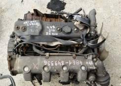 Двигатель в сборе. Isuzu Elf Двигатель 4BE1