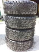 Bridgestone Dueler A/T. Грязь AT, 2006 год, износ: 20%, 4 шт
