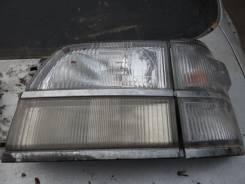 Фара. Nissan Elgrand, ATWE50 Двигатель ZD30DDTI