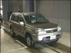 Механическая коробка переключения передач. Nissan X-Trail, NT30 Двигатели: QR20DE, QR20