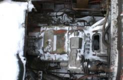 Механическая коробка переключения передач. Isuzu Giga Двигатель 10PA1