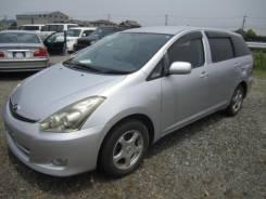 Toyota Wish. ANE 10G, 1AZFSE