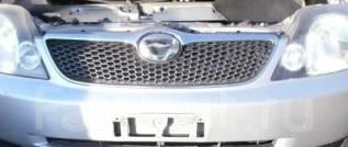 Решетка радиатора. Toyota Corolla Fielder, NZE121G, NZE121 Двигатель 1NZFE