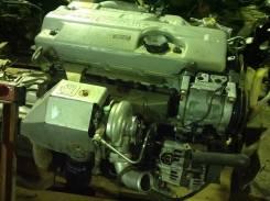 Двигатель в сборе. Mitsubishi Pajero, V24V