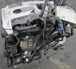 Двигатель в сборе. Nissan Skyline Nissan Laurel Двигатели: RB25DE, NEO