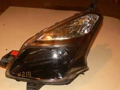 Фара. Toyota Ractis, 100