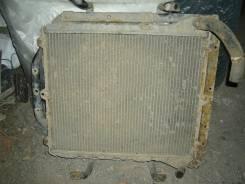 Радиатор охлаждения двигателя. Toyota Town Ace, CR31G Двигатель 3CT