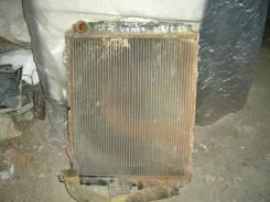 Радиатор охлаждения двигателя. Nissan Vanette, KUGC22 Двигатель LD20TII