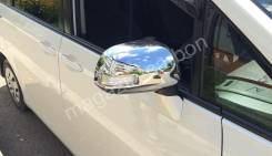 Накладка на зеркало. Toyota Voxy