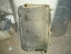 Радиатор охлаждения двигателя. Toyota Lite Ace, CM30G Двигатель 2CT