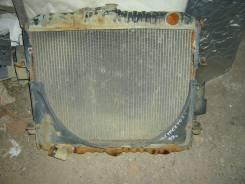 Радиатор охлаждения двигателя. Nissan Atlas, TF22 Двигатель TD23