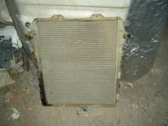 Радиатор охлаждения двигателя. Toyota Master Ace Surf, CR30G Двигатель 2CT
