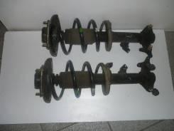 Амортизатор. Nissan Primera, P12 Двигатель QR20DE