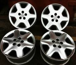 Toyota. 7.5x17, 5x114.30, ET45, ЦО 61,0мм.
