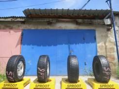Bridgestone Dueler A/T D694. Летние, 2014 год, износ: 40%, 4 шт