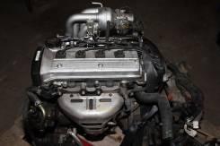 Двигатель без навесного 4E-FE Toyota Corolla катушечный мотор