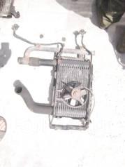 Радиатор интеркулера. Mitsubishi Challenger, K97WG Двигатель 4M40