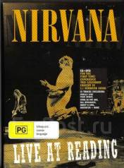 Nirvana. Live At Reading - (DVD+CD) - Германия.