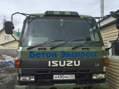 Isuzu Forward. Продам миксер 1994 г, 5,00 куб. м.