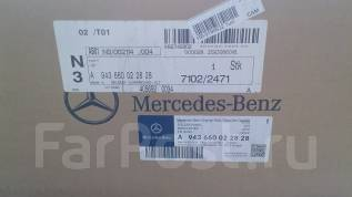 Подножка. Mercedes-Benz Actros