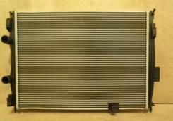 Nissan Qashqai радиатор охлаждения и кондиционера