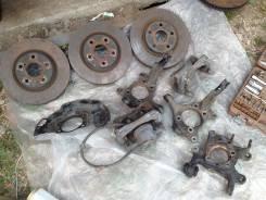 Барабан ручника. Toyota Vanguard, ACA38W, ACA33W Двигатель 2AZFE