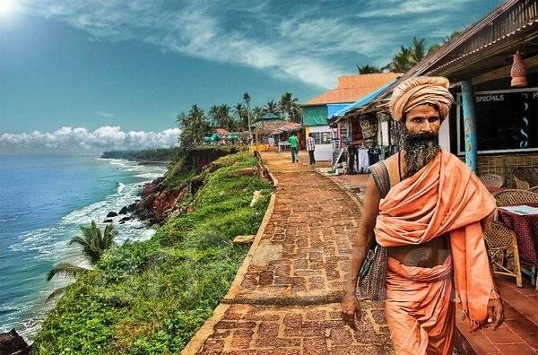 оздоровительный тур в индию