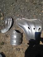 Защита выпускного коллектора. Toyota Vanguard, ACA38W, ACA33W Двигатель 2AZFE