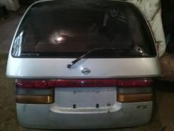 Дверь багажника. Nissan Serena, KBC23 Двигатель SR20DE