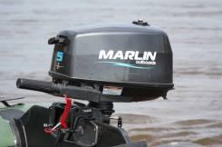 Marlin. 5,00л.с., 2х тактный, бензин, нога L (508 мм), Год: 2014 год