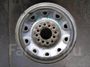 Mazda. 4x13, 4x100.00, 4x110.00, 4x114.30, ЦО 67,0мм.