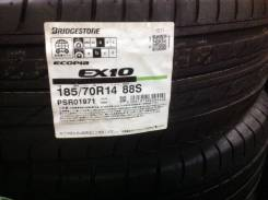 Bridgestone Ecopia EX10. Летние, 2011 год, без износа, 4 шт