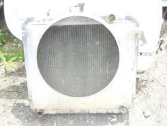 Радиатор охлаждения двигателя. Toyota Dyna, BU88 Двигатель 14B