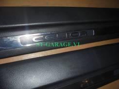 Накладка на подножку. Toyota Celica, ZZT231, ZZT230