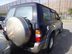 Дверь багажника. Nissan Safari, WRGY61 Двигатель TD42T