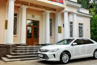 Аренда новых авто Toyota 2015-16 с водителем и без, от 800 руб. /час