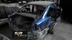Задняя часть автомобиля. Ford Focus