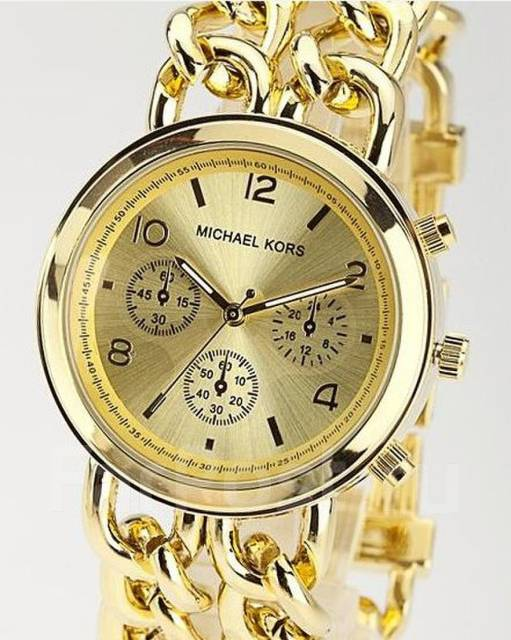 Женские часы браслет цепи