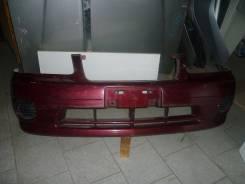 Бампер. Nissan Liberty, PM12 Двигатель SR20DE