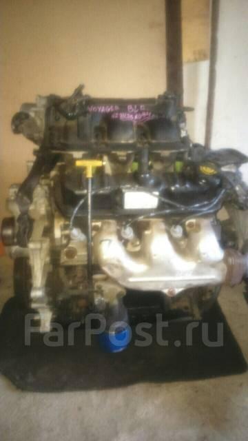 Контрактный (б/у) двигатель крайслер 3,3 л EGA