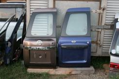 Дверь багажника. Nissan Safari Nissan Patrol, Y61 Двигатели: ZD30DDTI, TB48DE