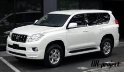 Обвес кузова аэродинамический. Toyota Land Cruiser Prado, GDJ150, GDJ150L, GDJ150W, GRJ150, GRJ150L, GRJ150W, KDJ150, KDJ150L, LJ150, TRJ150, TRJ150L...