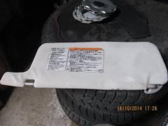 Кронштейн козырька солнцезащитного. Toyota Ipsum, SXM10G, SXM10