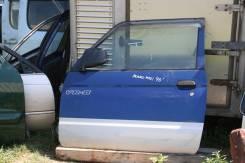 Дверь боковая. Mitsubishi Pajero Mini, H56A Двигатель 4A30