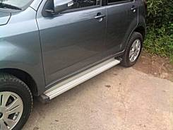Пороги Toyota RUSH от G комплектации. Daihatsu Be-Go, J210G, J200G, J210E, J200E Toyota Rush, J210E, J200E