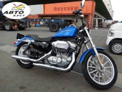 Harley-Davidson Sportster Superlow. 883 куб. см., исправен, птс, без пробега