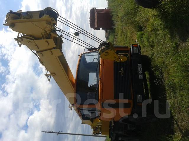 Машека КС 3579. Продам Автокран Машека КС-3579, 15 200 кг., 21 750 м.
